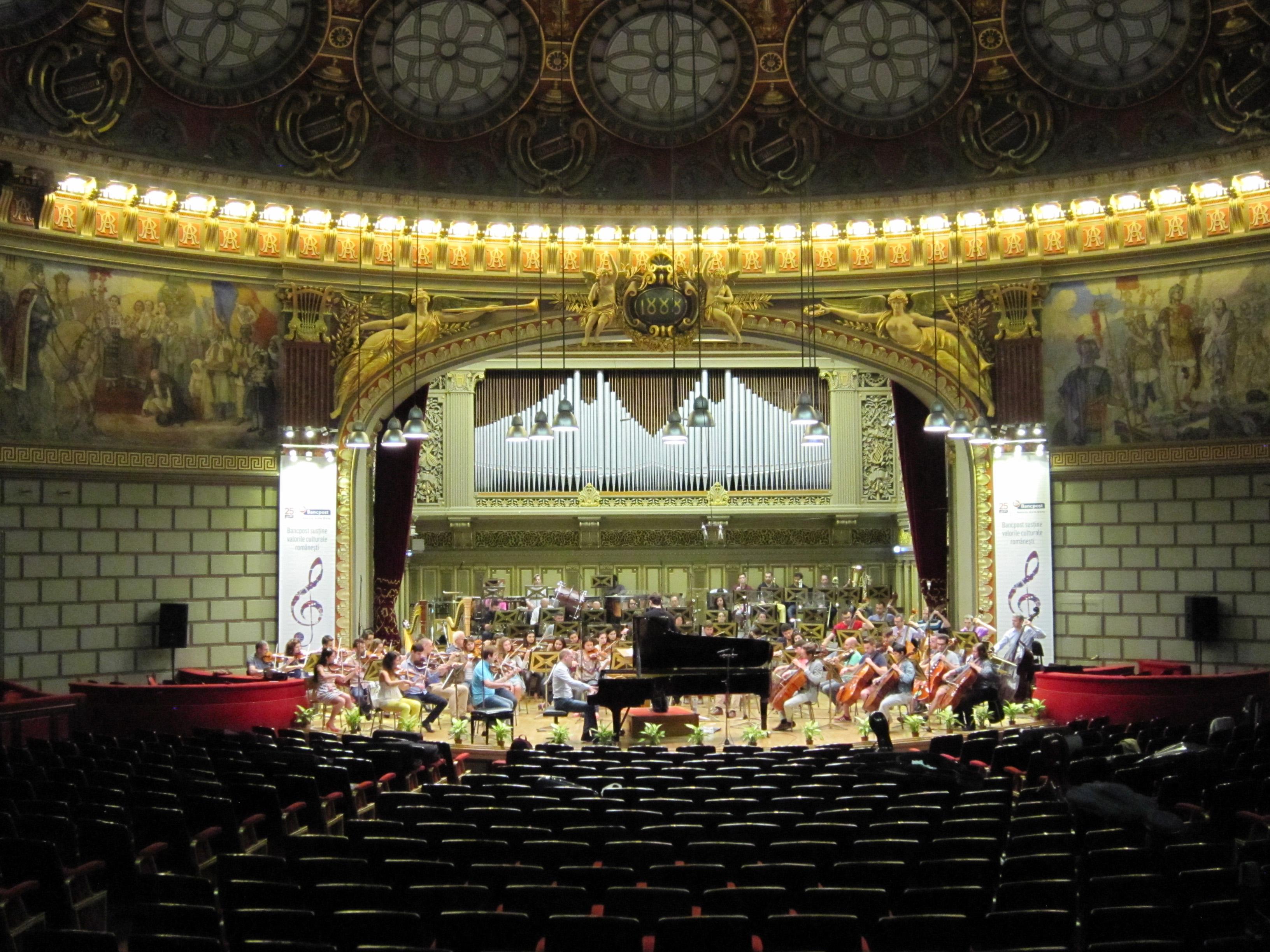 PhilharmonieBukarest