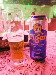 Tiger Bier Oman
